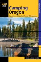 Camping Oregon: A Comprehensive Guide To Public Tent And RV Campgrounds