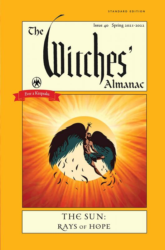 Witches' Almanac, Issue 37, Spring 2018-2019: The Magic of Plants, The [A stylized Greenman adorns the cover]