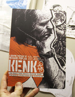 Kenk: The World's Most Prolific Bicycle Thief, A Graphic Portrait
