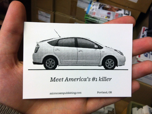 America's #1 killer vinyl sticker