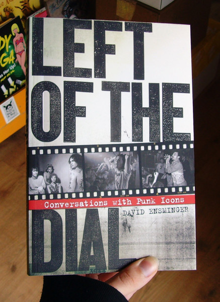 Left of the Dial by David Ensminger