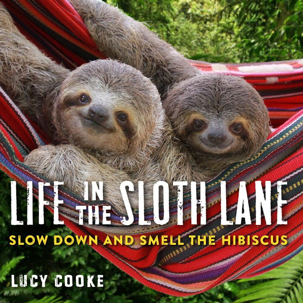 Life in the Sloth Lane: Slow Down and Smell the Hibiscus