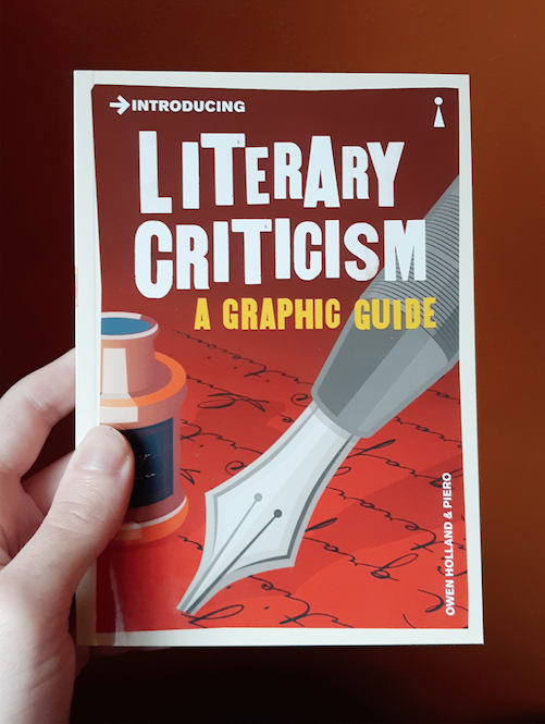 Introducing Literary Criticism: A Graphic Guide  blowup