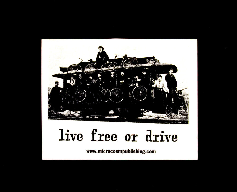 Live Free or Drive (square)