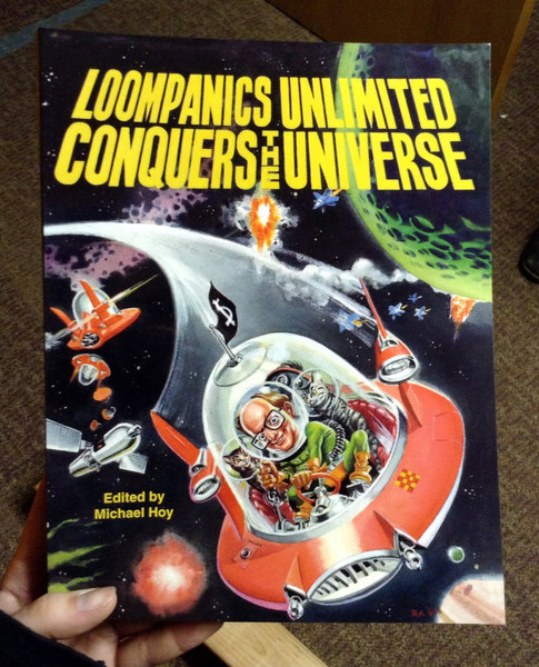 Loompanics Unlimited conquers the universe by Michael Hoy