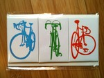 Racing Bikes magnets (Joy Rides)