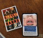 Battle of the Bands Rock Trump Cards