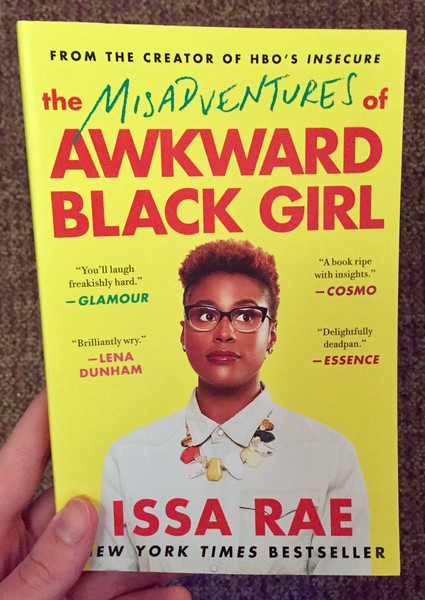 Misadventures of Awkward Black Girl, The blowup