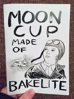 Moon Cup Made of Bakelite
