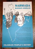 Narmada Bachao Andolan poster