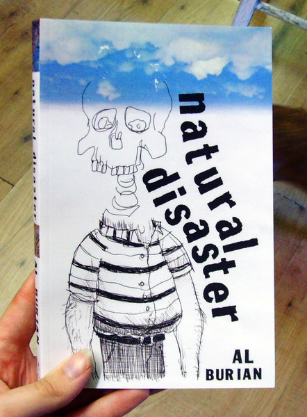 Natural Disaster book cover