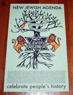 New Jewish Agenda poster