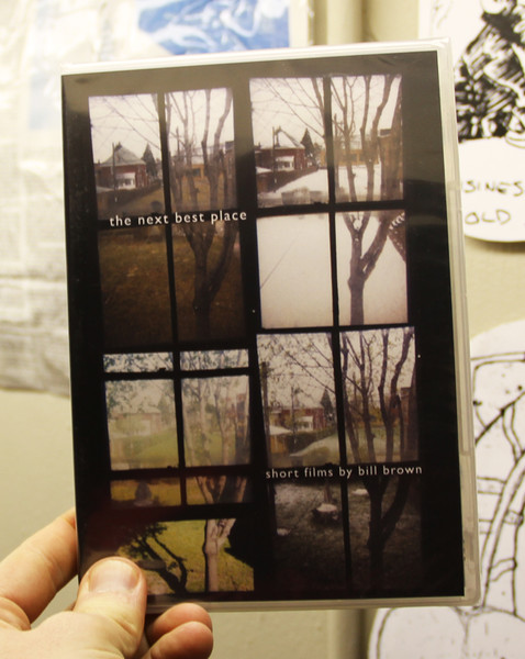 The Next Best Place DVD: Short Films by Bill Brown
