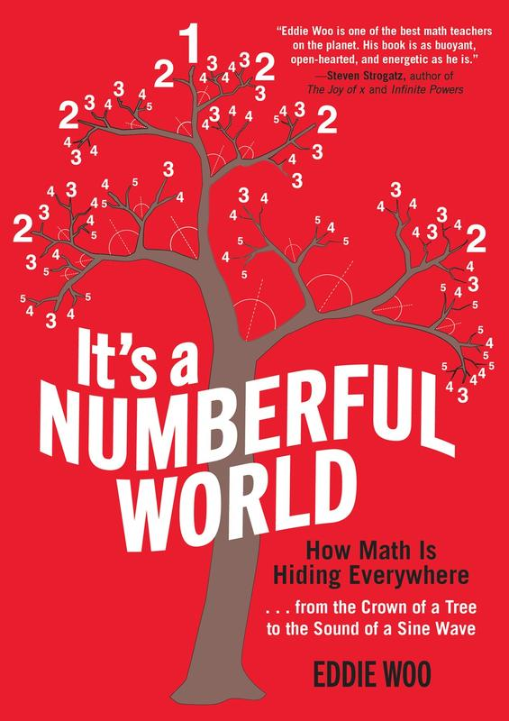 It's a Numberful World: How Math is Hiding Everywhere...from the Crown of a Tree to the Sound of Sine Wave