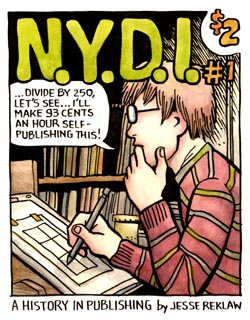 N.Y.D.I. #1: A History In Publishing blowup