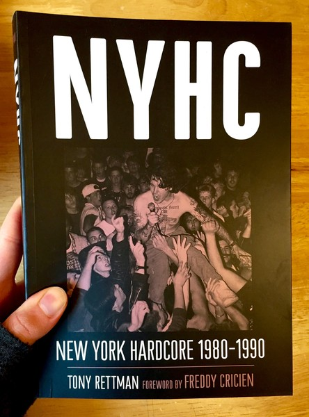 NYHC: New York Hardcore 1980–1990 blowup