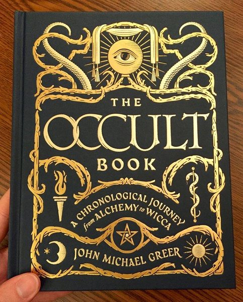 Occult Book, The by John Michael Greer