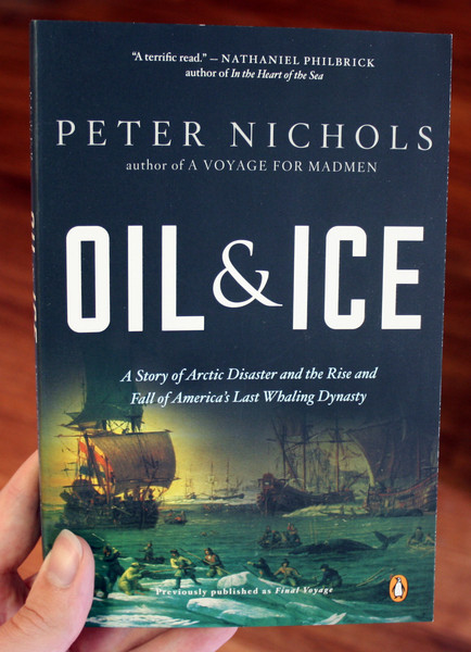 oil and ice a story of artic disaster by pete nichols