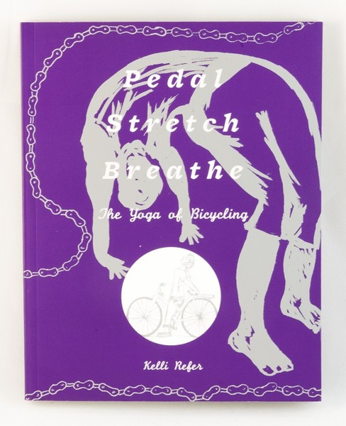 Pedal Stretch Breathe by Kelli Refer book cover