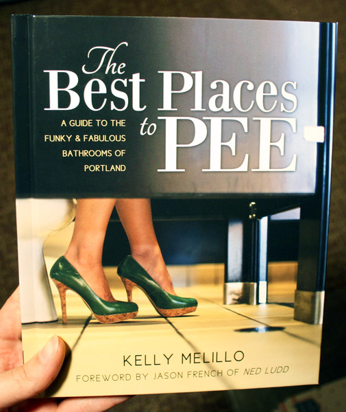 best places to pee by kelly melillo