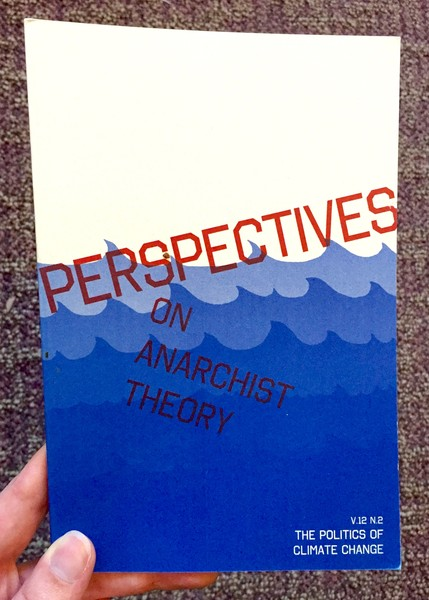 Perspectives on Anarchist Theory vol.12 no.2
