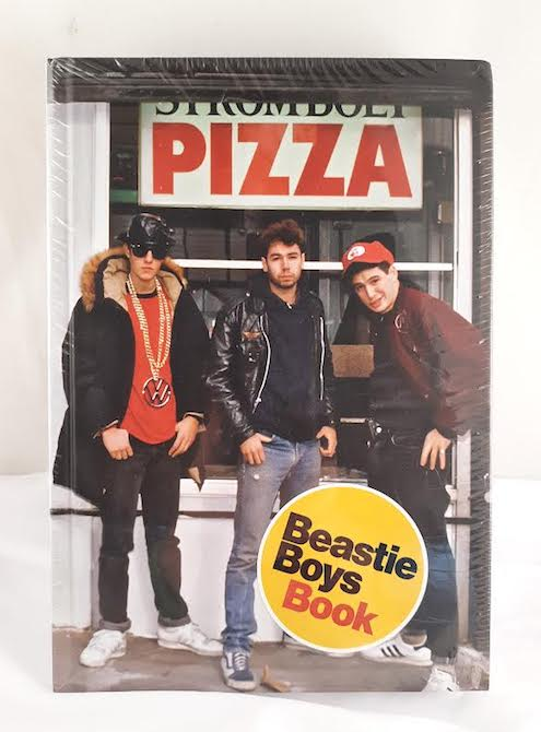 Beastie Boys Book blowup
