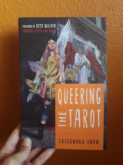 Queering the Tarot blowup