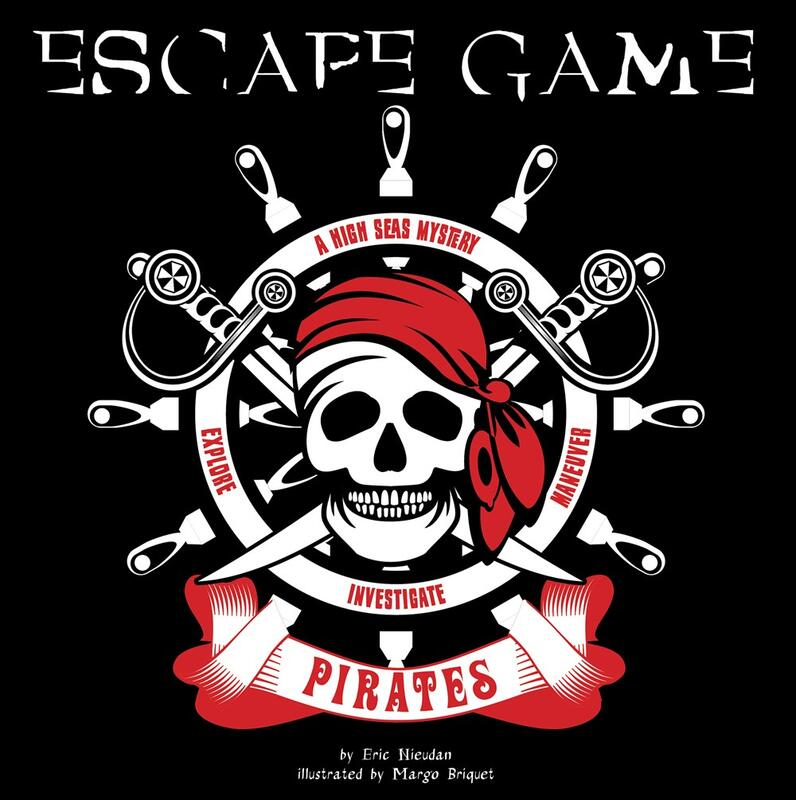 Pirate Escape Game: A High Seas Mystery
