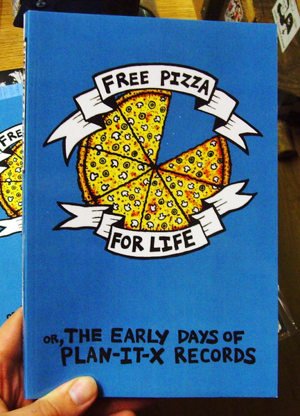 Free Pizza For Life by Chris Clavin