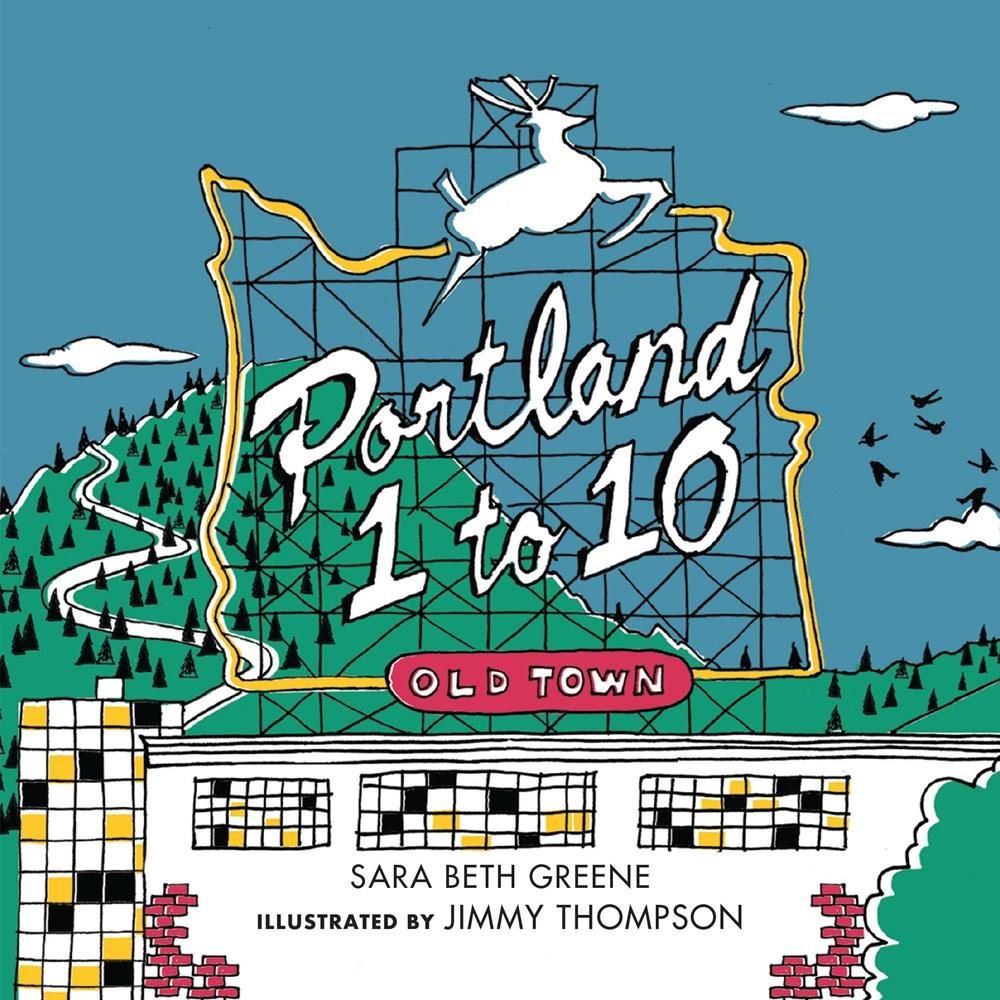 Portland 1 to 10 blowup