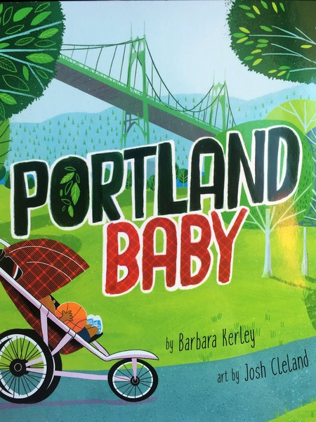 Portland Baby blowup