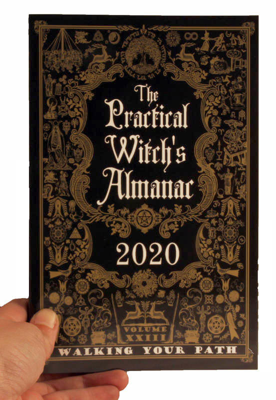 The Practical Witch's Almanac 2020: Walking Your Path
