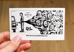 Sticker #113: Price of Oil