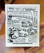 Sticker #170: Public Transportation