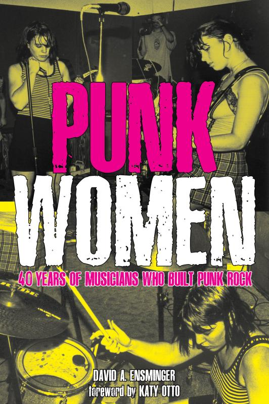 cut out pics of influential women in punk