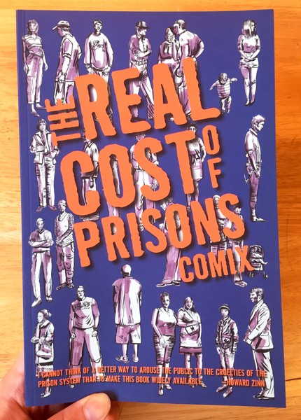 Real Cost of Prisons Comix by Lois Ahrens