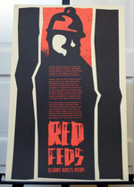 Red Feds poster