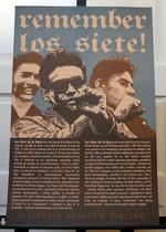 Los Siete de la Raza poster