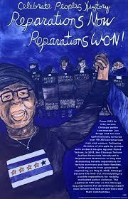 Reparations Now Reparations Won!
