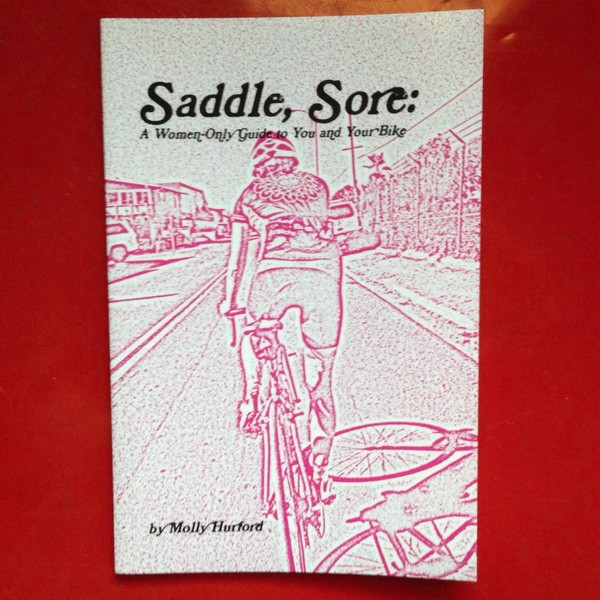 saddle sore by Molly Hurford