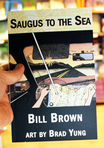 saugus to the sea by bill brown