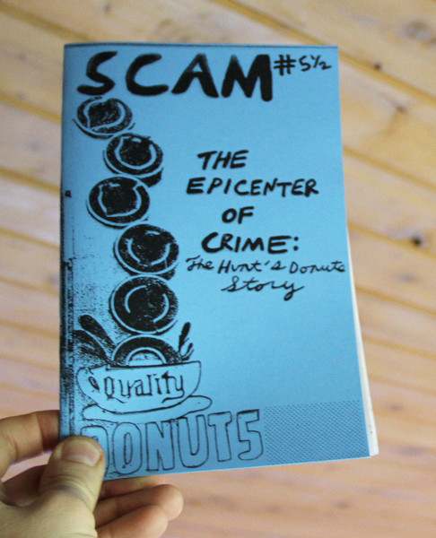 Scam #5 1/2: Epicenter of Crime: The Hunt's Donuts Story