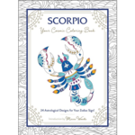 Scorpio: Your Cosmic Coloring Book—24 Astrological Designs for Your Zodiac Sign!
