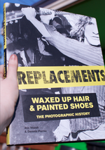 Replacements: Waxed-Up Hair and Painted Shoes: The Photographic History