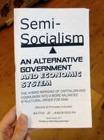 Semi-Socialism: An Alternative Government and Economic System