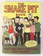 The Snake Pit Book: Daily Diary Comics 2001-2003