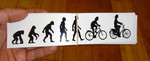 Sticker #300: Evolution Comfort