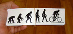 Sticker #087: Evolution