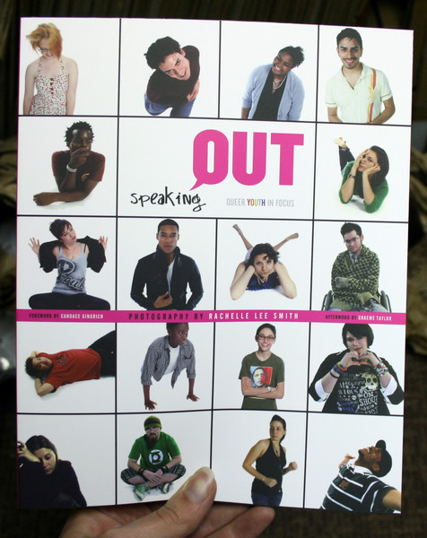 speaking out: queer youth in focus by rachelle lee smith