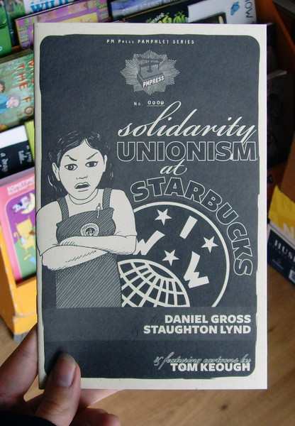 Solidarity Unionism at Starbucks zine cover